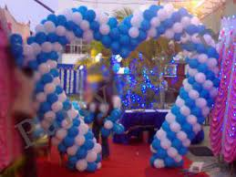 balloon decoration in delhi
